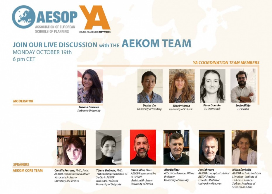 AEKOM live discussion image