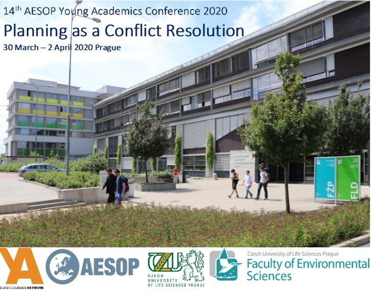 14th AESOP Young Academic Conference 2020 'Planning as a Conflict Resolution' image